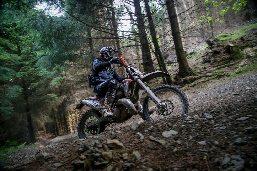 KTM EXC250 Clutch is bombproof