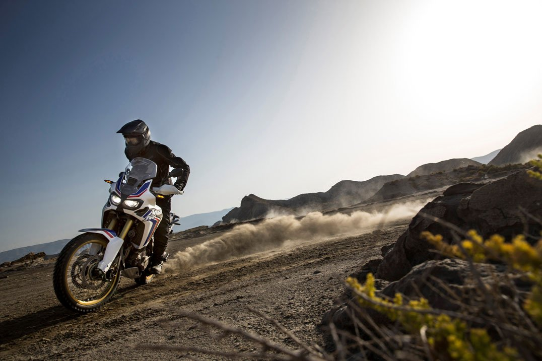 Review of the new Honda Africa Twin CRF1000L