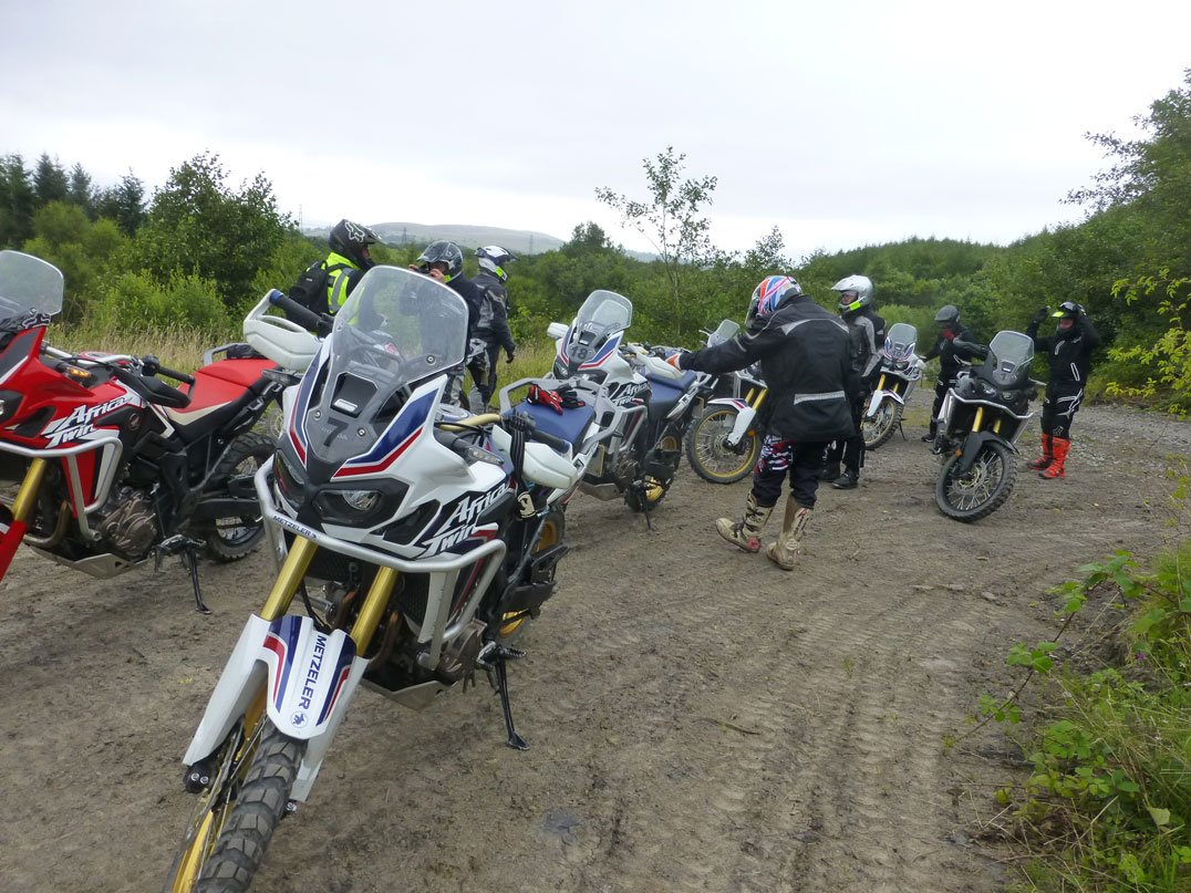 Getting to know the Africa twin