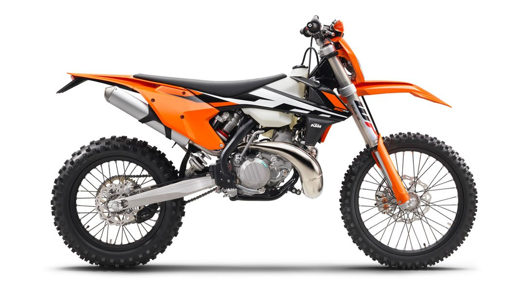 KTM EXC250 Carburetor needs setting up