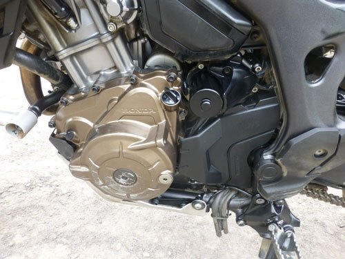 No gear change