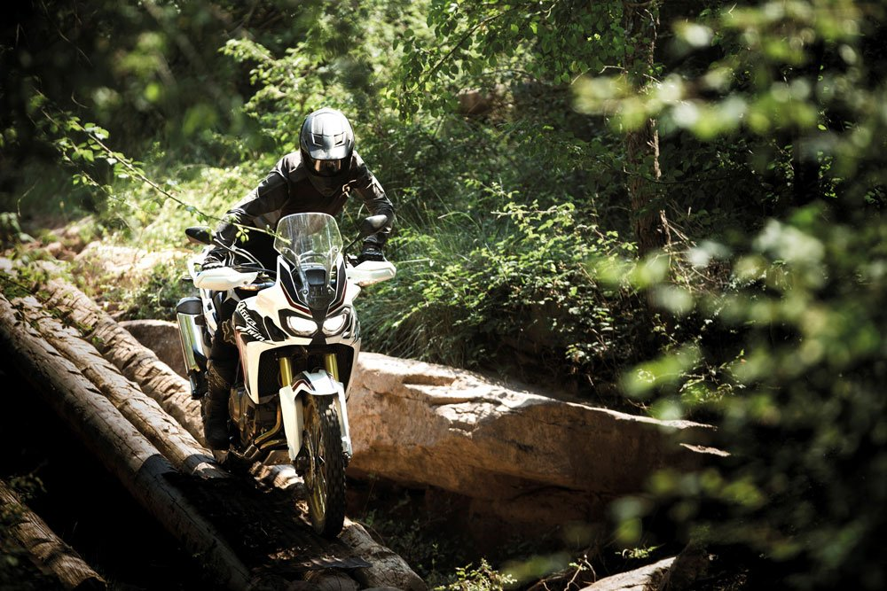 Is the Africa Twin the best adventure bike ever?