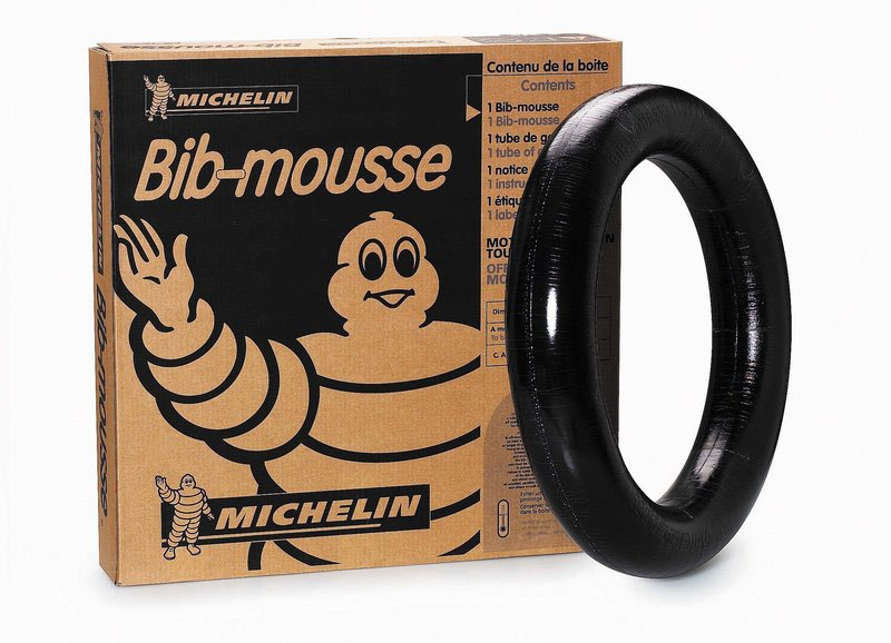 Mousses were invented by Michelin