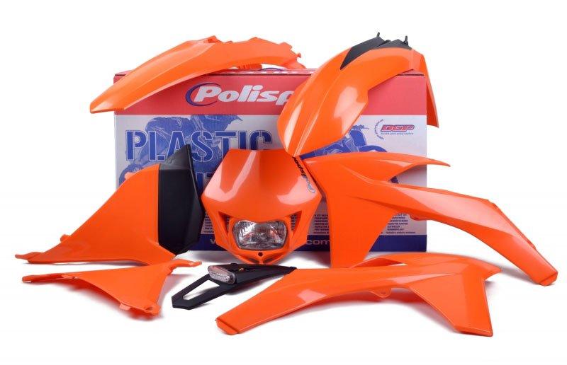 New plastics will make your bike pop