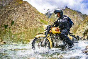 Himalayan Heights Motorcycle Tour