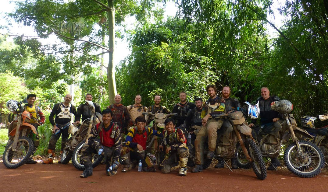 Cambodian motorcycle tours