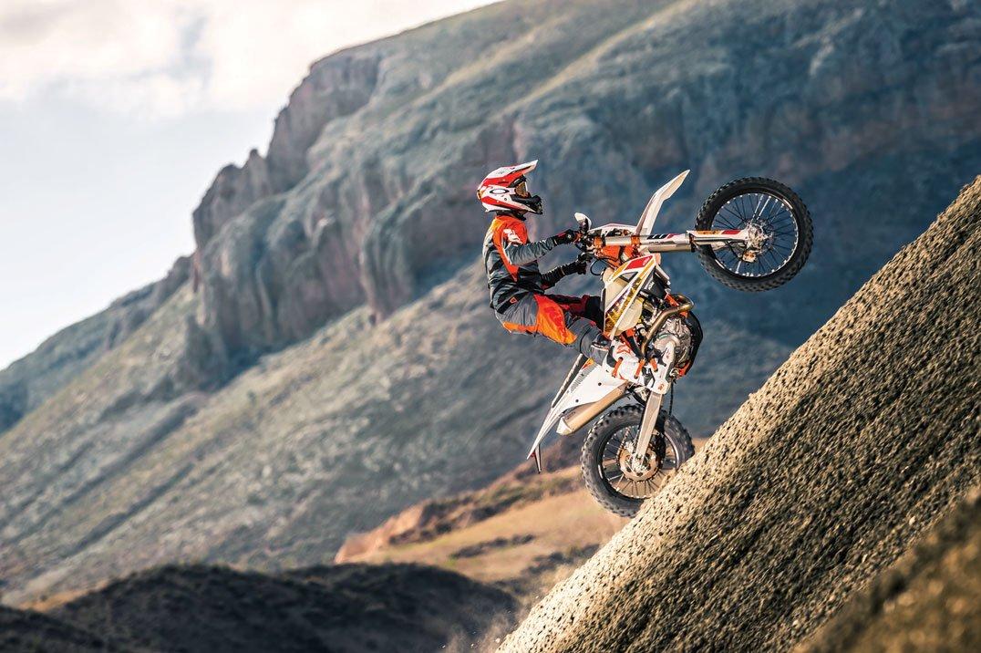 KTM EXCF 4 stroke