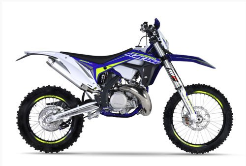 Sherco two-stroke