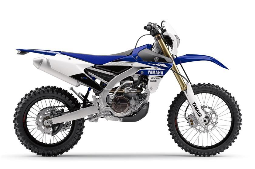 Yamaha WRF450 4 stroke