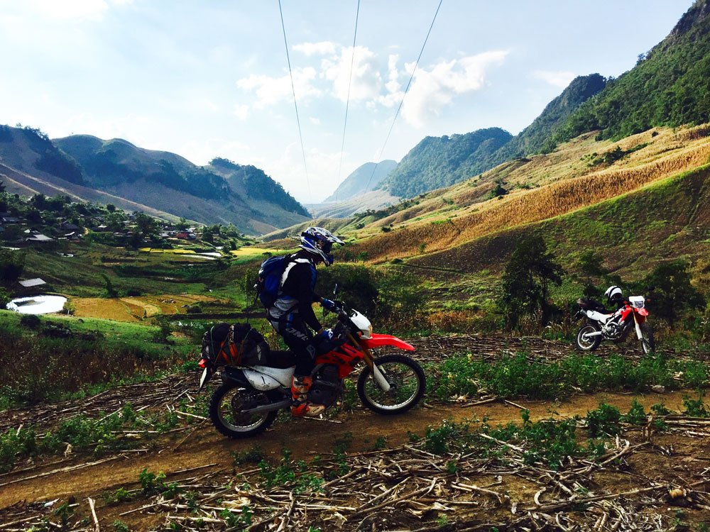 Ride Expeditions on tour
