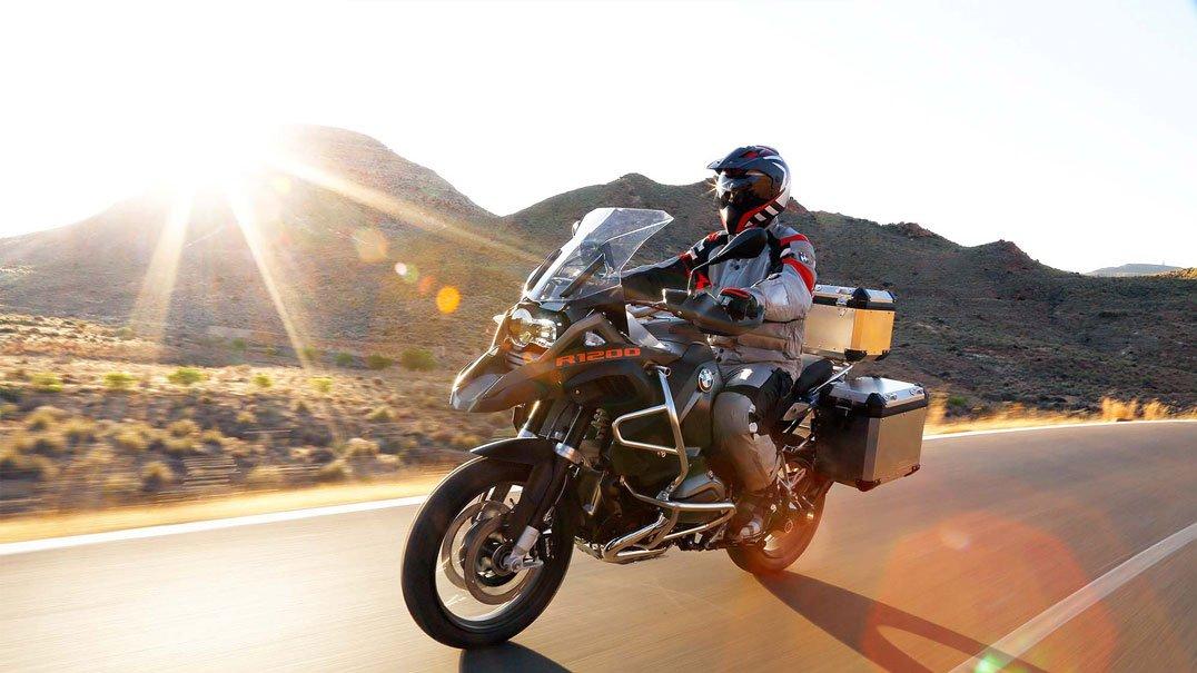 BMW Adventure