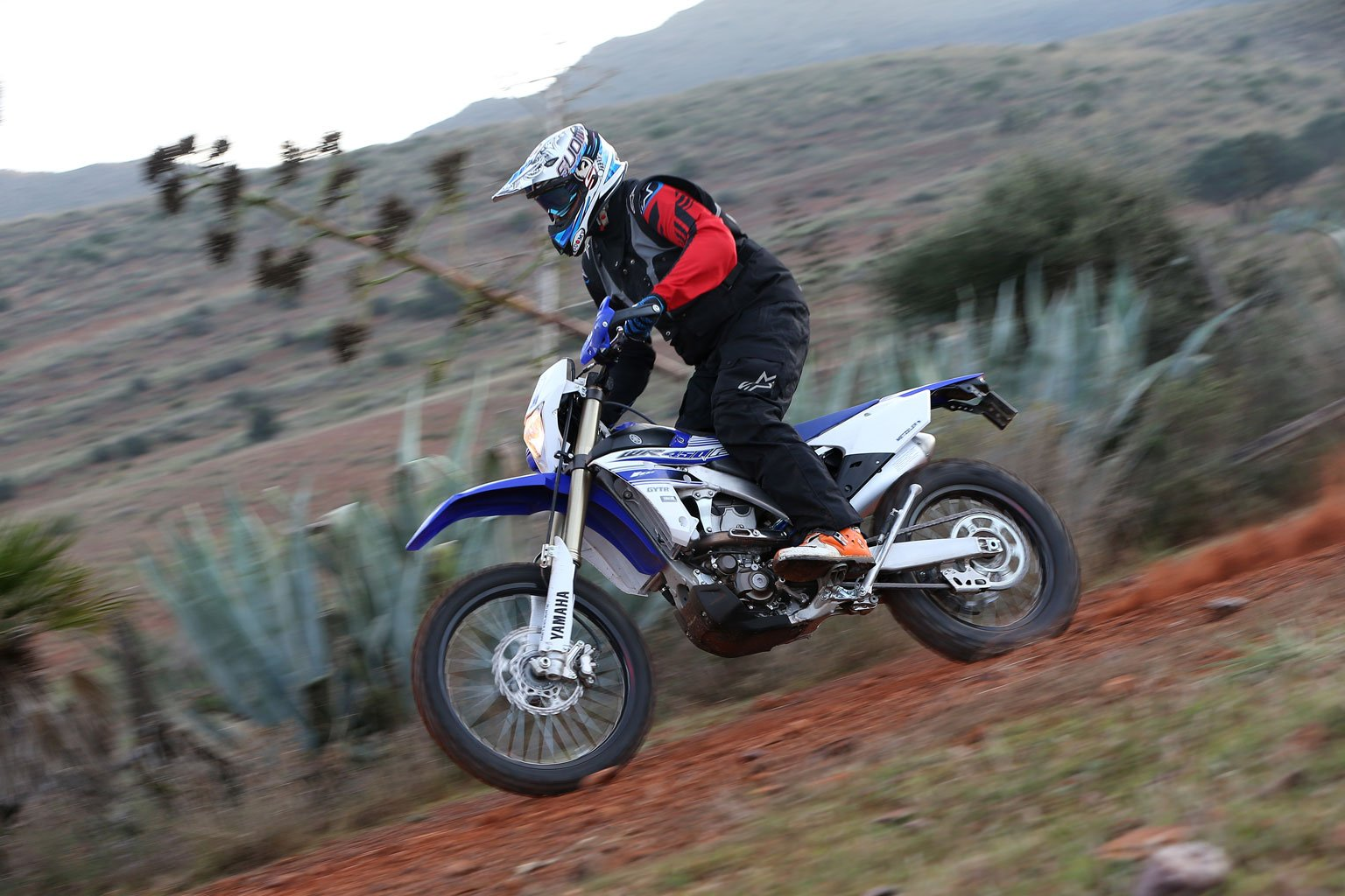 Yamaha WRF450