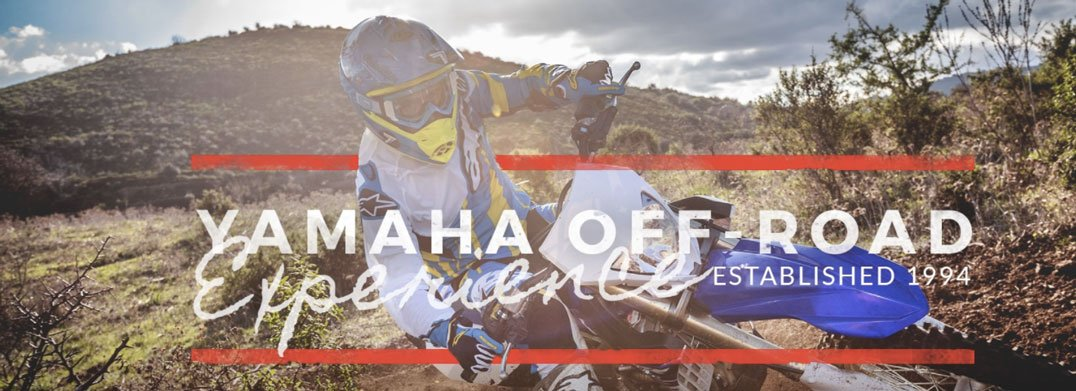 Yamaha Off Road Experience