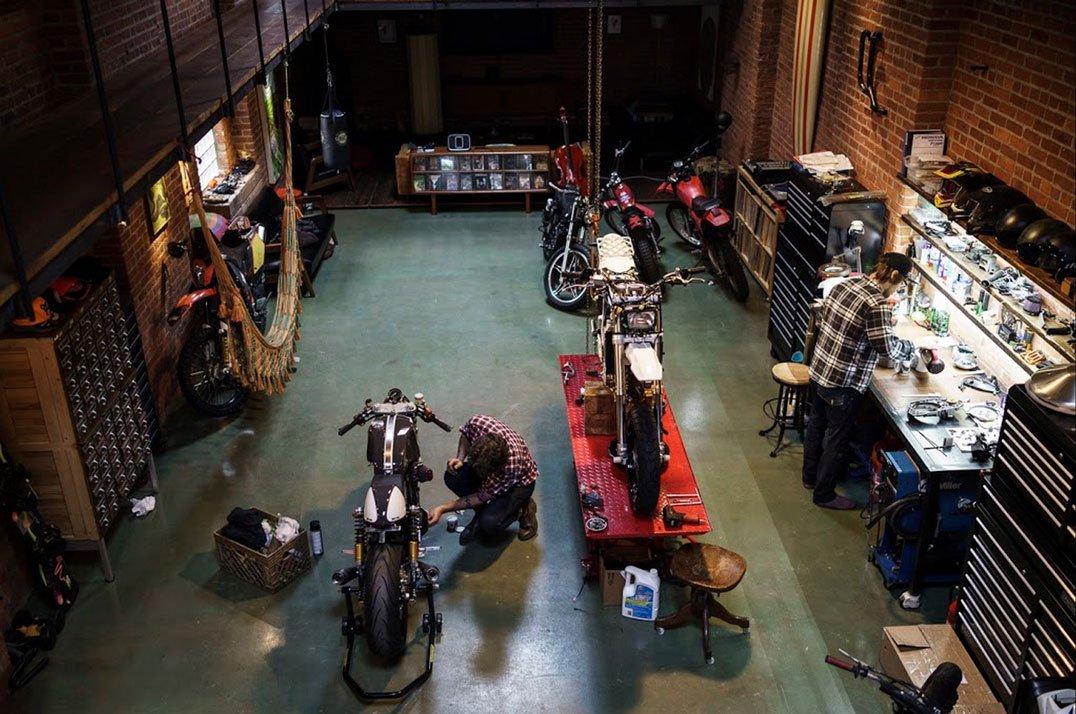 SX Garage
