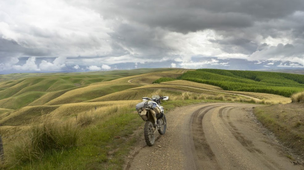 New Zealand trailride