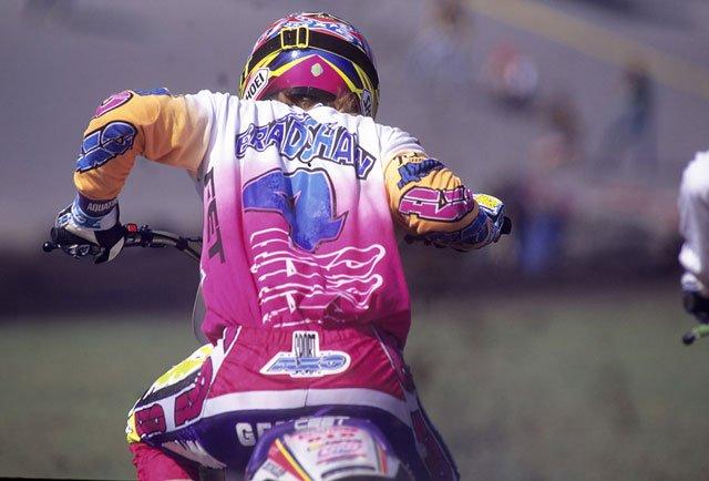 Pink riding kit
