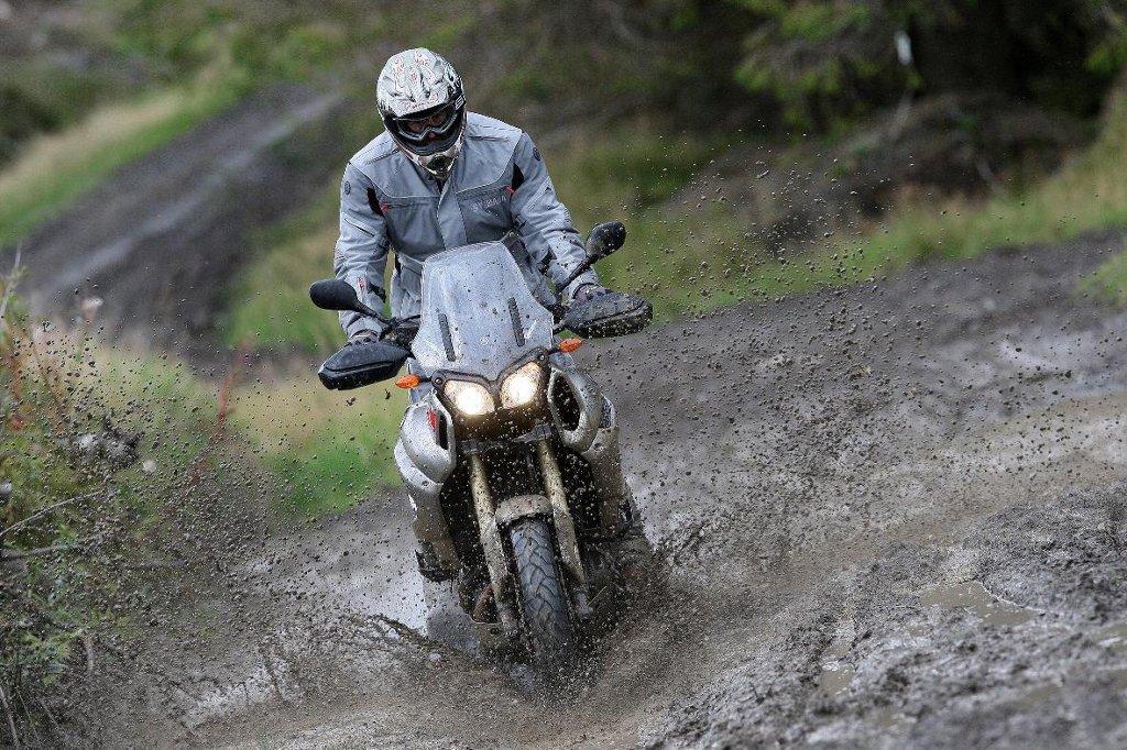 Muddy Tenere