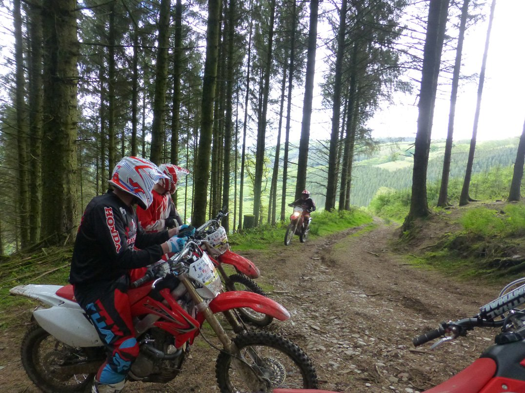 Honda off road centre