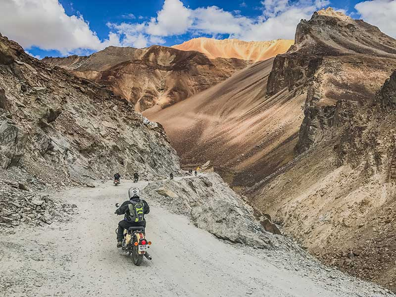 Himalayan Heights Motorcycle Tour - World Class Motorcycle Tours - Ride Expeditions