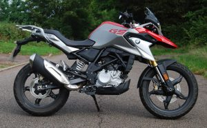 BMW G310 GS - review