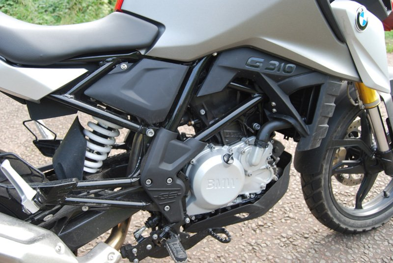 Bmw gs 310 review