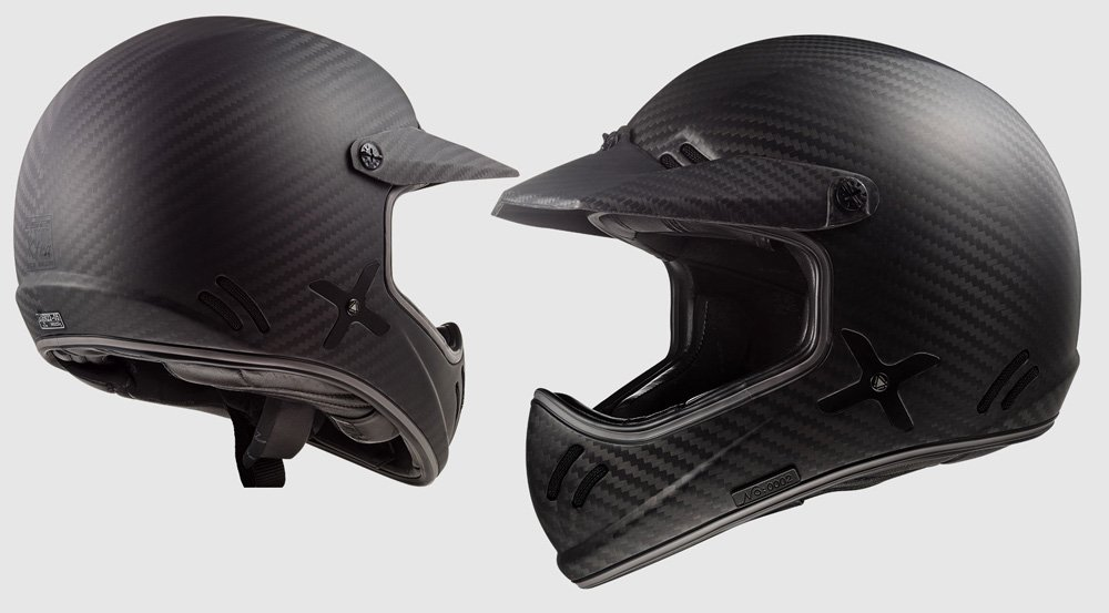 Ls2 Xtra Helmet Review Retro Cool In Carbon Fibre