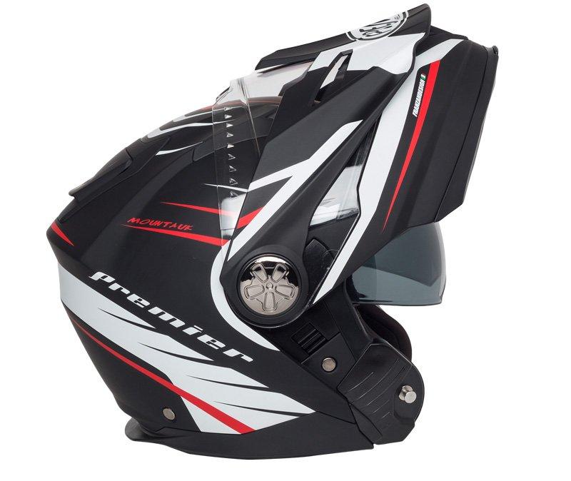 Flip Front Adventure Helmet