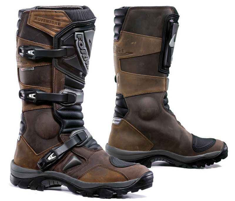 The Best Adventure Motorcycling Boots. 2019 Buyer's Guide