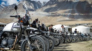 Himalayan Motorbike Tour