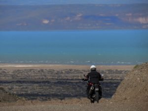 Off-road riding in Patagonia