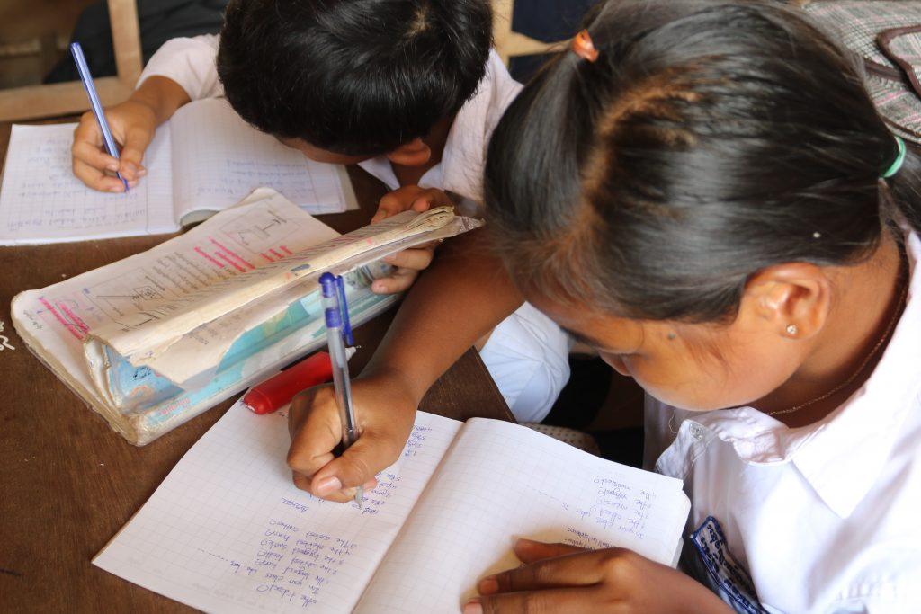 M'Lop Tapang education